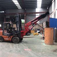 汕尾产3吨5吨7吨叉车飞臂吊机价格