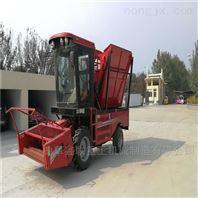 厂家直销自走式玉米秸秆青饲料收获机