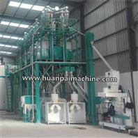 石家庄面粉设备厂家专业生产大型面粉机