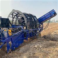 大型捡石机 拆迁项目耕整机械