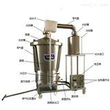 纯粮蒸酒酿酒设备