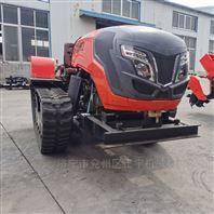多功能履带式拖拉机