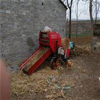 青储饲料包膜机 玉米秸秆打捆机