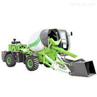 混泥土全自动一体式2方3方4方搅拌运输车