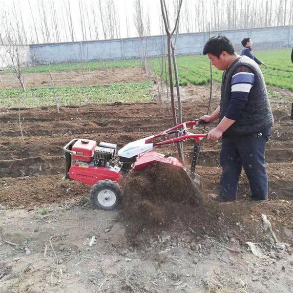 汽油7.5马力自走式微耕机