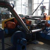 硅胶色胶颗粒设备 彩色硅胶造粒生产线