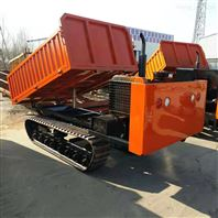 四缸柴油机履带运输车