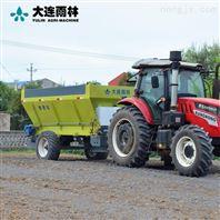 2FGB系列农用撒肥机 牵引液压抛撒车