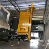 批式处理35吨水稻粮食烘干机成本