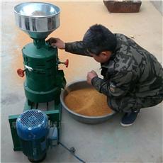 SL NMJ辽宁锦州农用谷子去皮碾米机