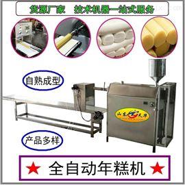 THF-180Z米豆腐机生产线