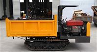 木头履带运输车,水稻单缸车,可定制生产