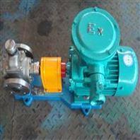 华潮牌YCB保温泵 输送沥青稠油液体介质