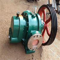 华潮牌LCT-18/0.6高粘度罗茨泵铜轮齿轮泵