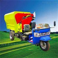 菏泽全自动牛场撒料车 自动添草电动撒料机