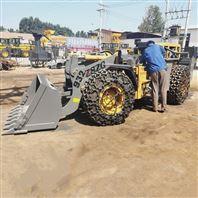 卧式铲车 卧式矿用装载机 侧翻矮体铲车