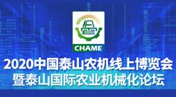 2020中国泰山亚搏电竞客户端下载线上博览会