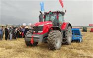 """现身高原的""""麦赛红"""":MF 3404助力青海农业节本增效"""