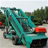 RH-QLJ-7青贮窖池移动式取料机 黑龙江养殖场取草机