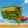RH-TMR-12养牛牧草饲料TMR搅拌机 称重精准的拌草机